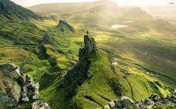 Quiraing, Scotland wallpaper 2560x1600 jpg
