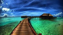 ... Green Sea Wallpaper-9 ...