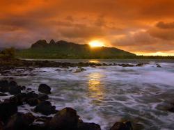 Island Seascape Hawaii
