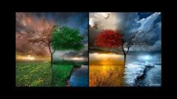 Four Seasons HD wallpaper 1920x1080 ...