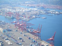 File:Seattle-Harbor-Island-seen-from-Columbia-Center-