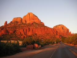 Sedona Red Rock scenic area