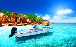 Seychelles Lagoons