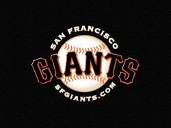 Giants Logo (Black)