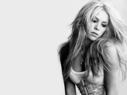 Shakira Desktop Wallpaper