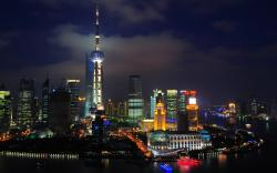 Free Shanghai Wallpaper