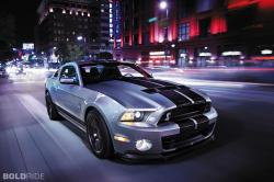 2014 Ford Mustang Shelby GT500 1600 x 1200