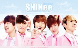 SHINee Etude - shinee Wallpaper