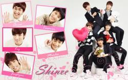 SHINee   SHINEE Band Korean Photo Wallpaper   SHINEE Band Korean Desktop ...   I love kpop   Pinterest