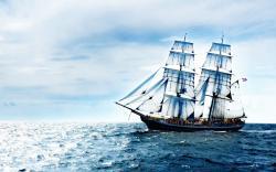 Sailing Ship Wallpaper