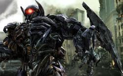Shockwave in Transformers 3. «