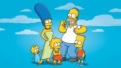 """Download the following The Simpsons Wallpaper HD 2025 by clicking the button positioned underneath the """"Download Wallpaper"""" section."""