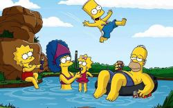 Please check our widescreen Simpsons HD Wallpapers below and bring beauty to your desktop.