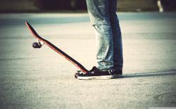 Skateboard HD Wide Wallpaper for Widescreen