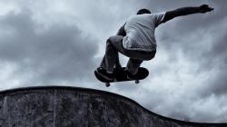 Freestyle Skateboarding Skill Free Wides