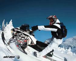 Ski-Doo Press Release: