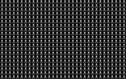 Skull Pattern Wallpaper 5729 HD Cool