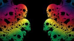 Skull Backgrounds 19375