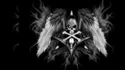 Awesome Skull Wallpapers for Deskto Ideas
