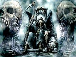 Fantasy Skull Wallpaper13