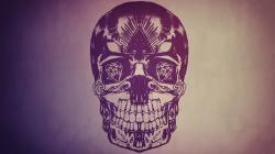 Skull Wallpaper Picture Photos Widescreen 256 Backgrounds
