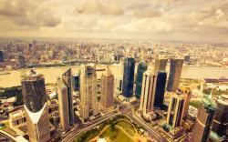 Skyscrapers Cityscapes