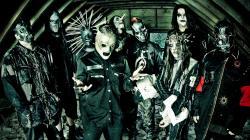 Slipknot Horror Masks