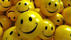 ... Smiley Wallpaper · Smiley Wallpaper