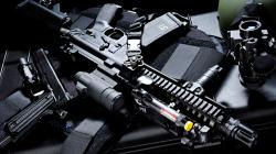 Acog Scope Photo with Download Wallpaper Sniper Rifle