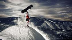 Snowboarding Wallpaper Download Best
