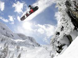 Snowboarding Res: 1600x1200 / Size:416kb. Views: 37631