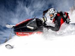Polaris Pro RMK Snowmobile