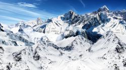 Snowy Mountain 27141 1920x1200 px
