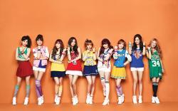 SNSD Girls Generation Music Poster