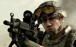 Media RSS Feed Report media Soldier face closeup (view original)