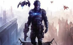Soldier Game Art