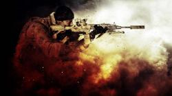 Soldier Medal of Honor Warfighter Game