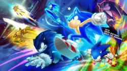 Sonic Forever Happy Birthday Sonic