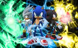 SONIC - hedgehogs Photo