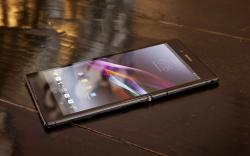 Sony Mobile Xperia Z Ultra Table