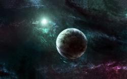 Space Digital Art