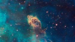 space stars nebula gas wallpaper