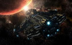 Spaceship; Spaceship; Spaceship Wallpaper ...