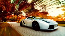 Download Sports Car Speed Blur wallpaper