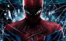 Amazing Spider Man 2 HD Wallpaper amazing spider man2 free hd background 580x350 THE AMAZING SPIDER