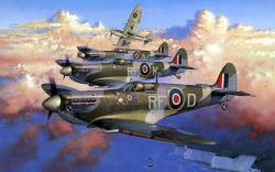 Supermarine Spitfire Wallpaper Pictures 5 HD Wallpapers
