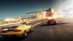 Split Second Airport Terminal Race 60fps