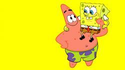 Spongebob and Patrick - spongebob-squarepants Photo