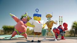 THE SPONGEBOB SQUAREPANTS MOVIE: SPONGE OUT OF WATER   Official Teaser Trailer   UK   Paramount