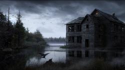 ... Spooky Wallpaper; Spooky Wallpaper